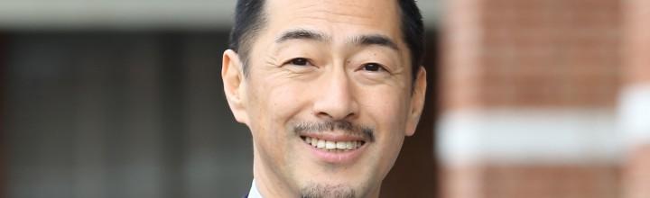 村田晃司学長を囲んでの懇話会